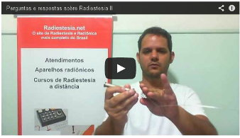 vídeos radiestesia