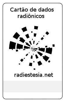 Cartões radiônicos disponíveis 3